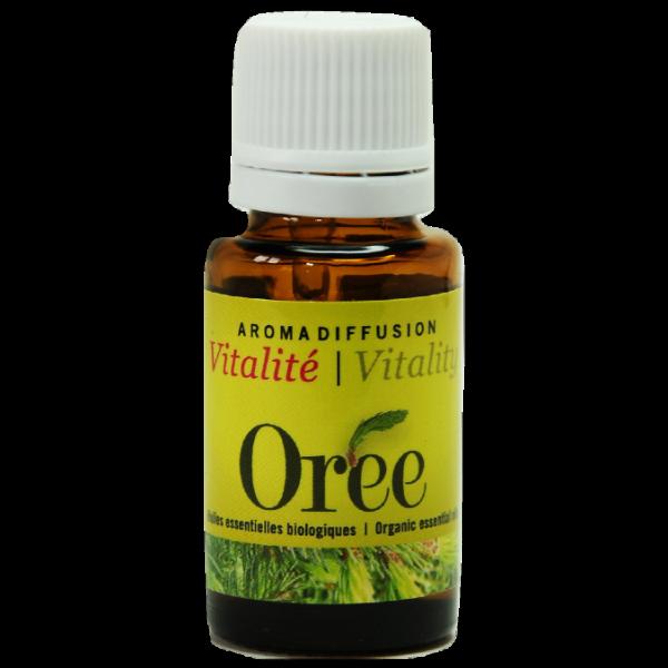 aromathérapie huiles essentielles bio Vitalité
